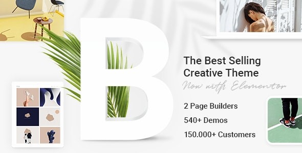 Bridge v25.0 - Creative Multi-Purpose WordPress Theme