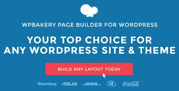 WPBakery Page Builder v6.6 WordPress视觉编辑器