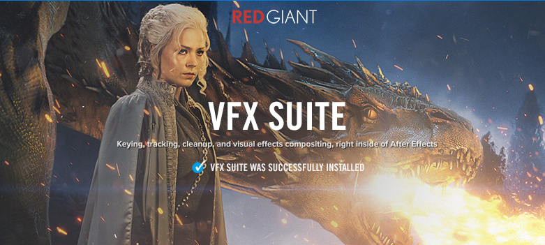 红巨人Red Giant VFX Suite v1.5.2 Win/Mac